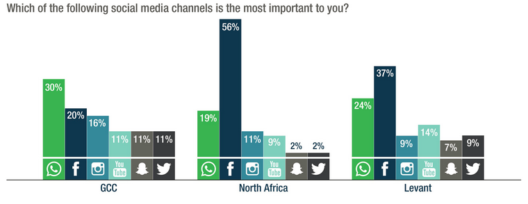 Which of the following social media channels is the most important.png
